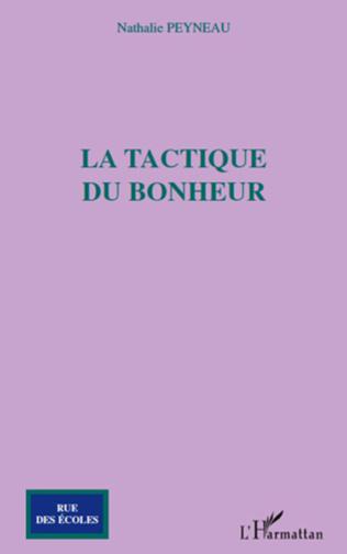 Couverture LA TACTIQUE DU BONHEUR