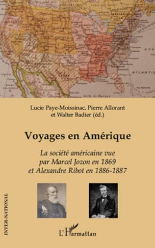Couverture Voyages en Amérique