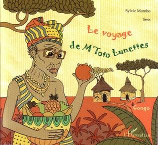 Couverture Le voyage de M'Toto Lunettes