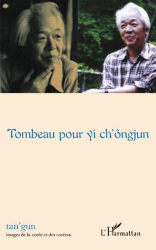 Couverture Tombeau pour yi ch'ôngjun