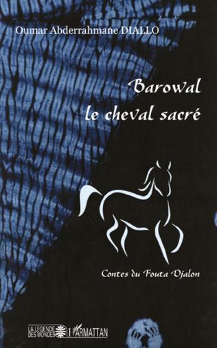 Couverture Barowal le cheval sacré