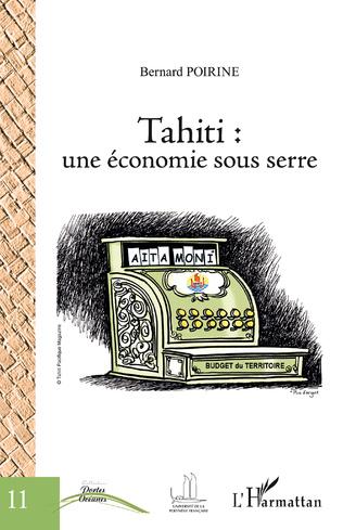 Couverture Tahiti : une économie sous serre