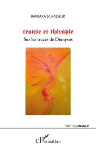 Couverture Transe et thérapie