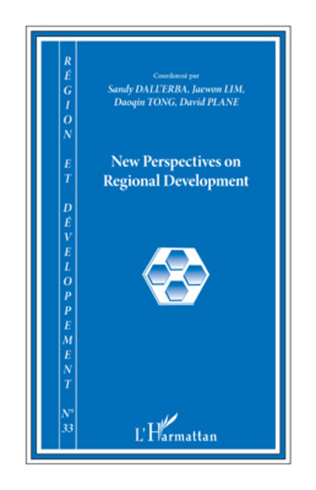Couverture New Perspectives on Regional Development