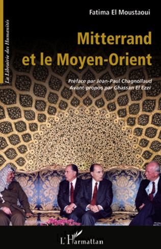 Couverture Mitterrand et le Moyen-Orient