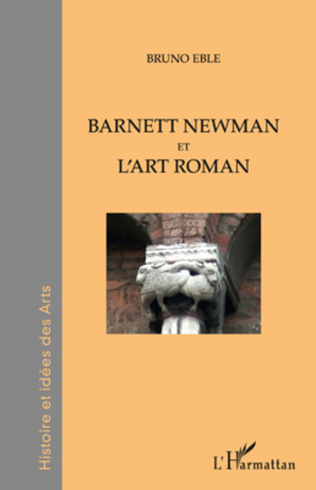 Couverture Barnett Newman et l'art roman