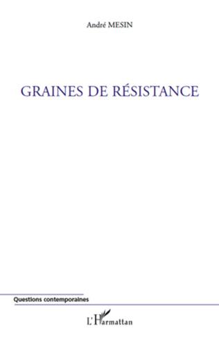 Couverture Graines de résistance