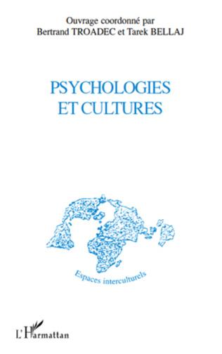 Couverture Psychologies et cultures