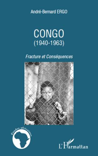 Couverture Congo (1940-1963)