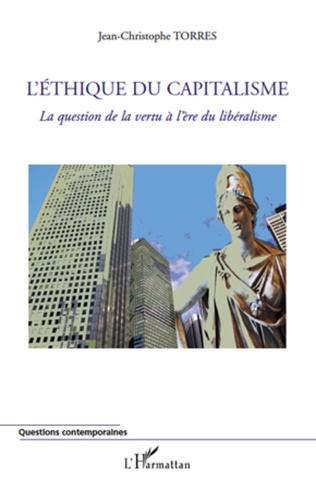 Couverture L'éthique du capitalisme