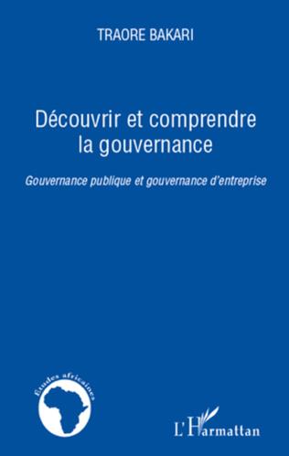 Couverture Découvrir et comprendre la gouvernance