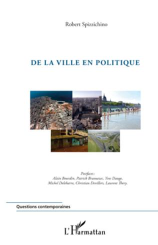 Couverture De la ville en politique