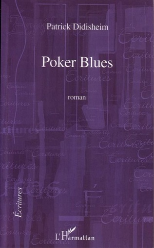 Couverture POKER BLUES ROMAN