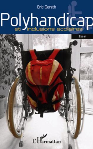 Couverture Polyhandicap et inclusions scolaires