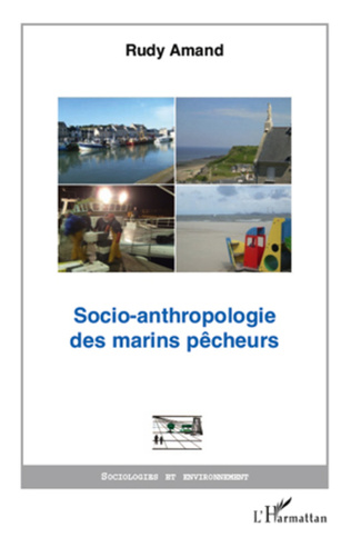 Couverture Socio-anthropologie des marins pêcheurs