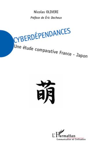 Couverture Cyberdépendances