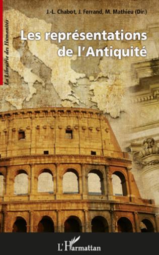 Couverture Les représentations de l'Antiquité