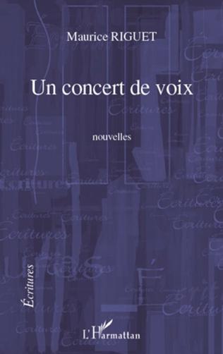 Couverture Un concert de voix