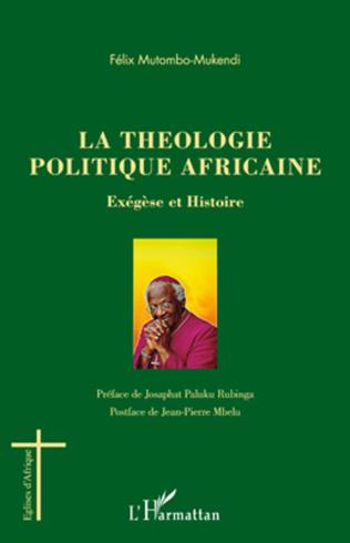 Couverture La théologie politique africaine