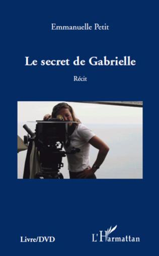 Couverture SECRET DE GABRIELLE   RECIT