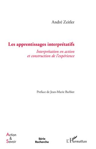 Couverture Apprentissages interprétatifs