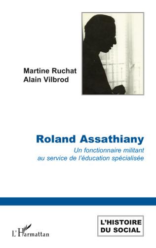 Couverture Roland Assathiany