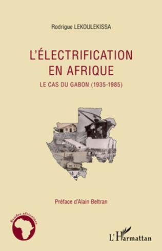 Couverture Electrification en Afrique