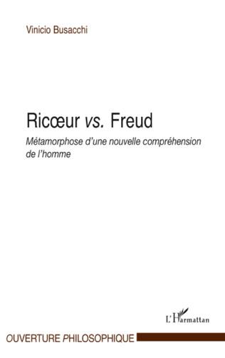Couverture Ricoeur vs. Freud