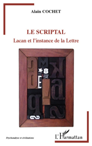 Couverture Le Scriptal