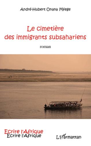 Couverture Le cimetière des immigrants subsahariens
