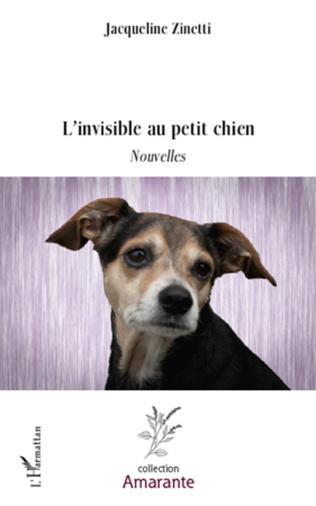 Couverture L'invisible au petit chien