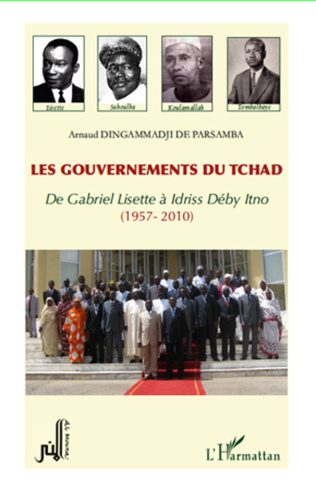 Couverture Les gouvernements du Tchad