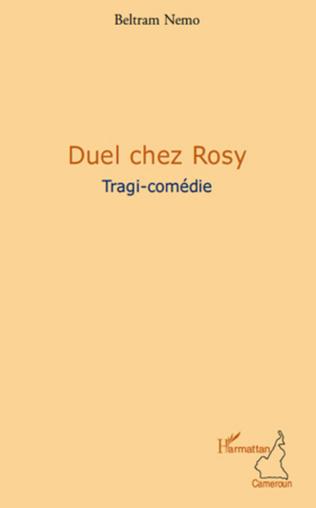 Couverture Duel chez Rosy