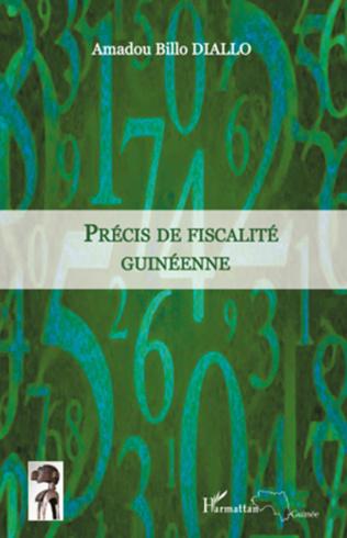 Couverture Précis de fiscalité guinéenne