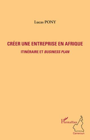 Couverture Créer une entreprise en Afrique