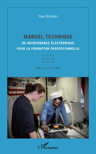 Couverture Manuel technique (Tome I)