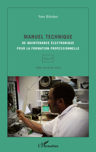 Couverture Manuel technique (Tome II)
