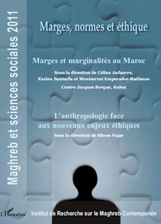 Couverture Marges, normes et éthique