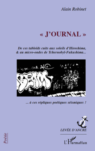Couverture J'ournal