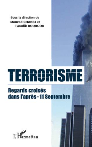 Couverture Terrorisme regards croisés dans l'après-11 septembre