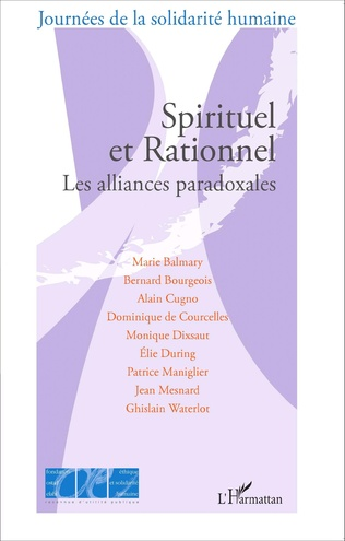 Couverture Spirituel et Rationnel