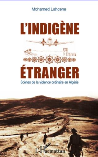 Couverture L'indigène étranger
