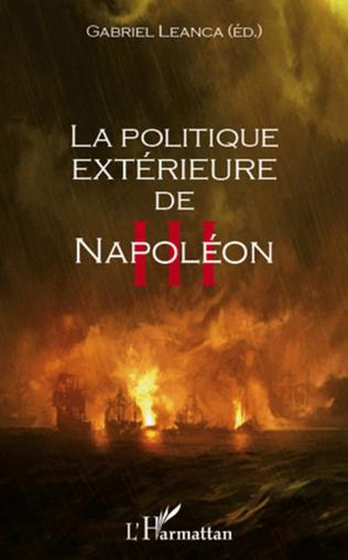 Couverture La politique extérieure de Napoléon III