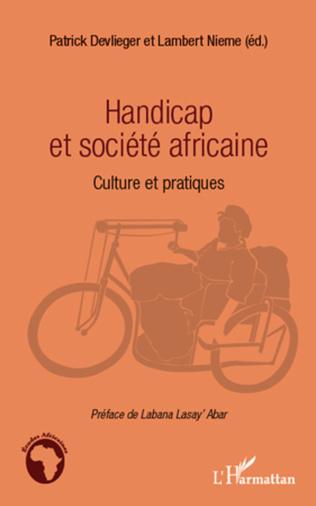 Couverture Handicap et société africaine
