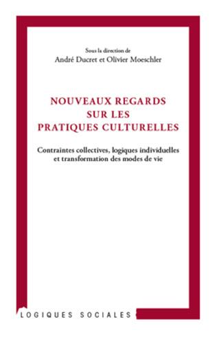 Couverture Nouveaux regards sur les pratiques culturelles
