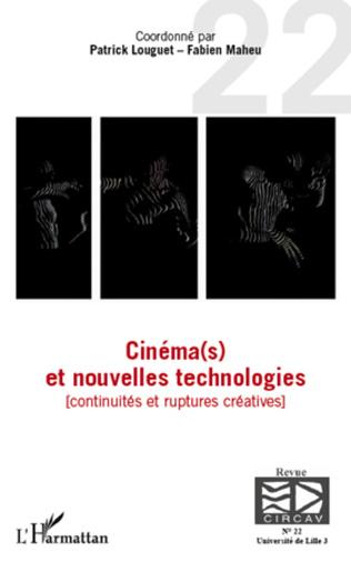 Couverture Cinéma(s) et nouvelles technologies