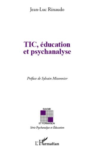 Couverture TIC, éducation et psychanalyse