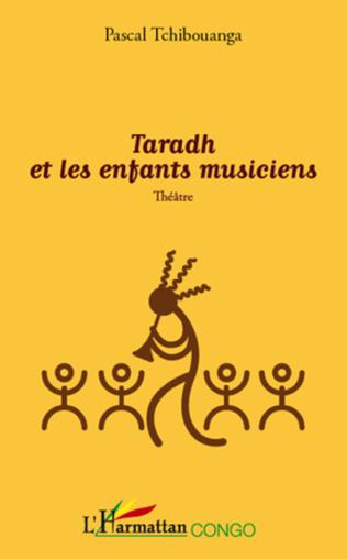 Couverture Taradh et les enfants musiciens