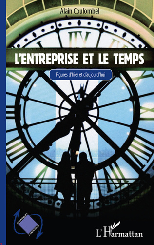 Couverture L'entreprise et le temps