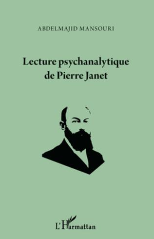 Couverture Lecture psychanalytique de Pierre Janet